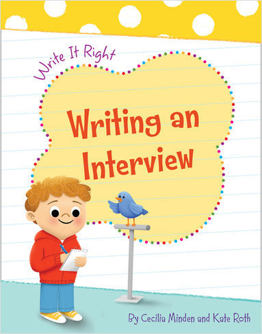 Cover: Writing an Interview