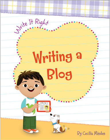 Cover: Writing a Blog