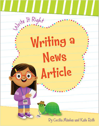 Cover: Writing a News Article