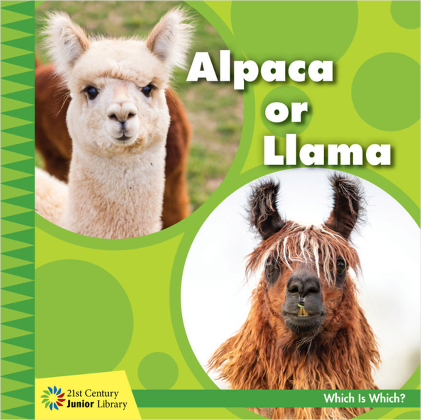 Cover: Alpaca or Llama