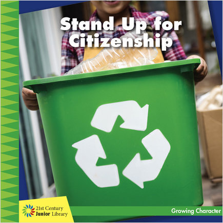 Cover: Stand Up for Citizenship