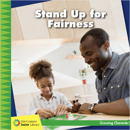 Cover: Stand Up for Fairness