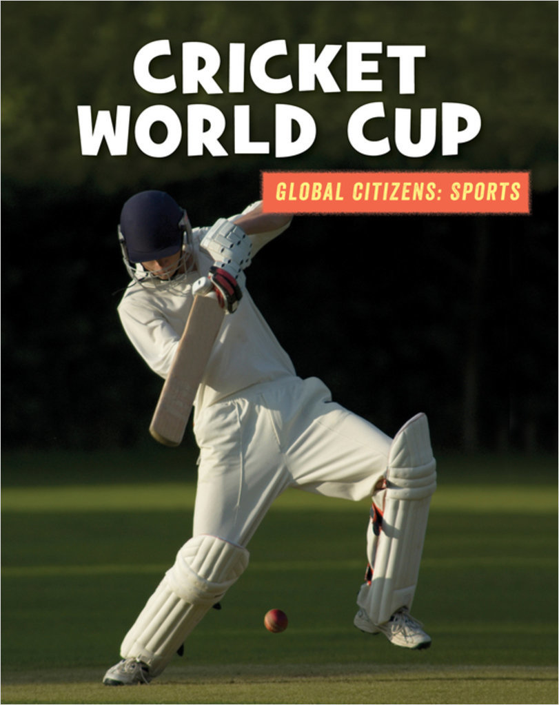 Cover: Cricket World Cup