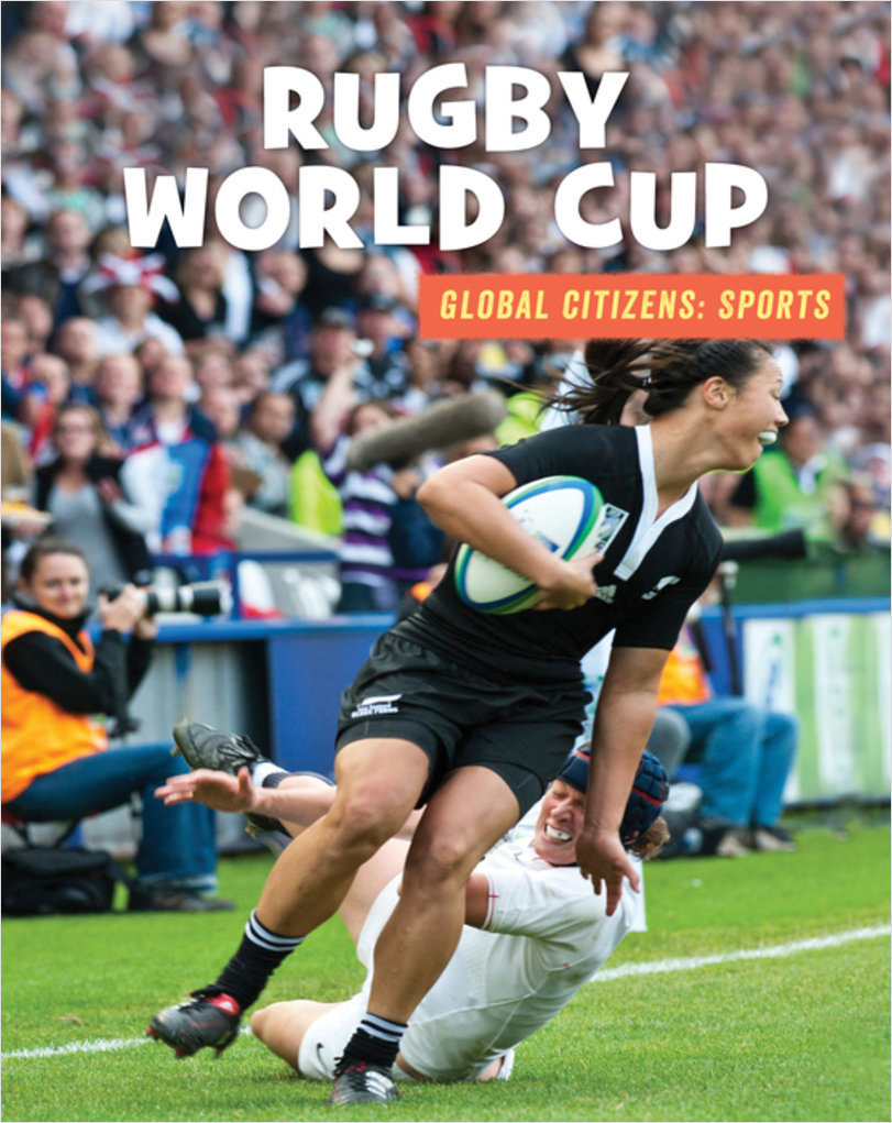 Cover: Rugby World Cup