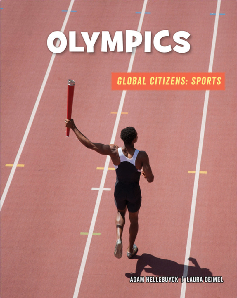 Cover: Olympics