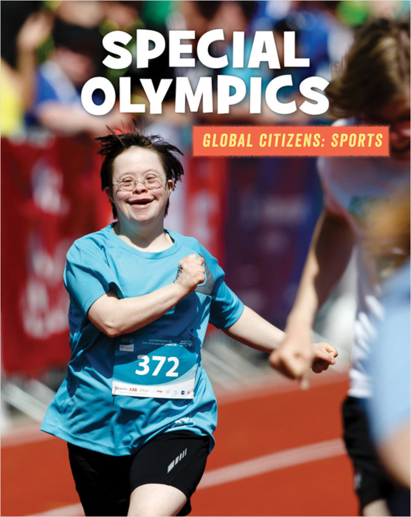 Cover: Special Olympics