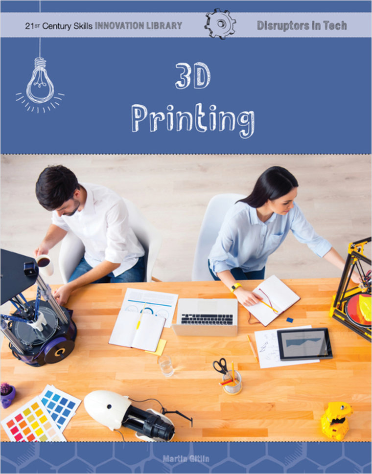 Cover: 3D Printing