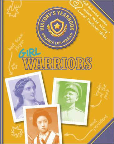 Cover: Girl Warriors