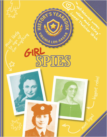Cover: Girl Spies
