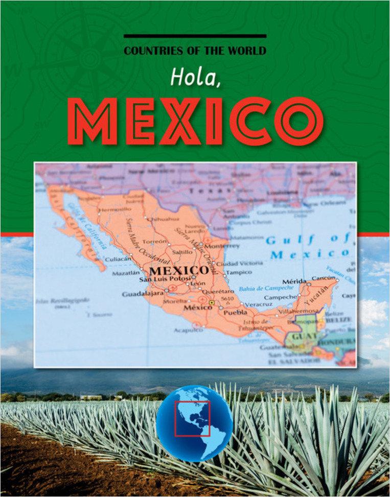 Cover: Hola, Mexico
