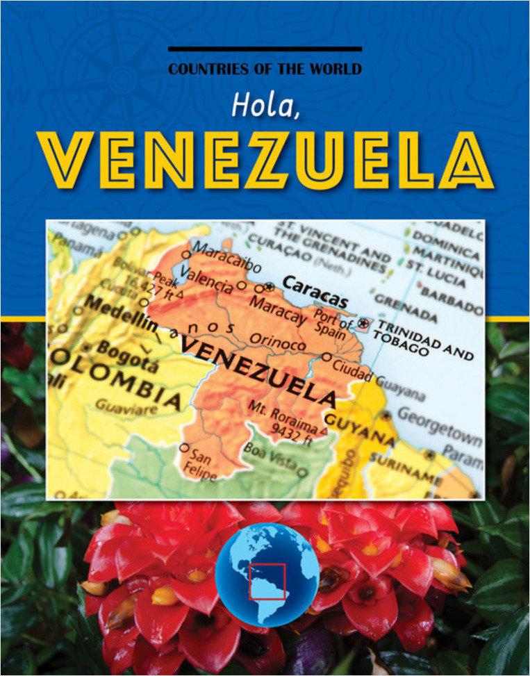 Cover: Hola, Venezuela