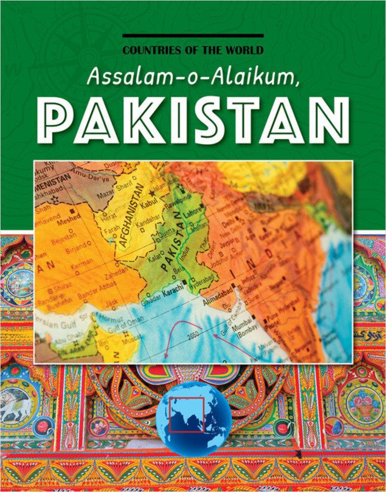 Cover: Assalam-o-Alaikum, Pakistan