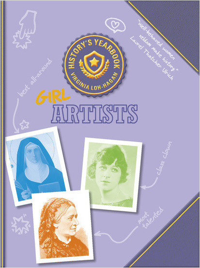 Cover: Girl Artists