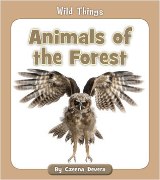 Cover: Animals of the Forest