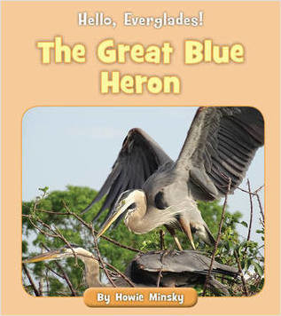 Cover: The Great Blue Heron