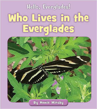 Cover: Who Lives in the Everglades