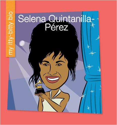 Cover: Selena Quintanilla-Pérez