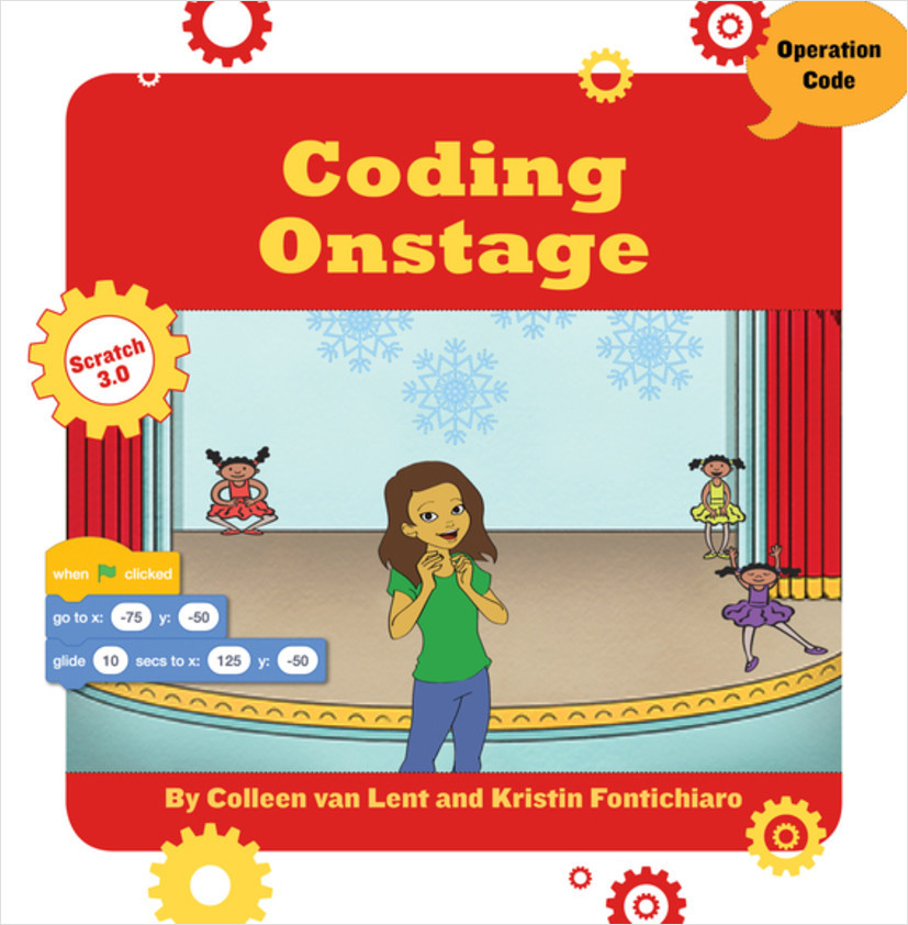 Cover: Coding Onstage