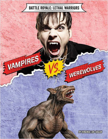 Cover: Vampires vs. Werewolves