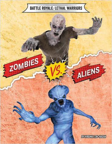 Cover: Zombies vs. Aliens