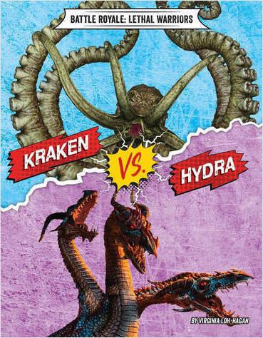 Cover: Kraken vs. Hydra
