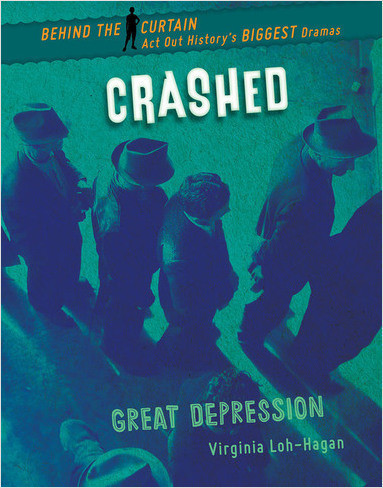 Cover: Crashed: Great Depression