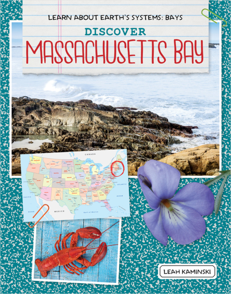Cover: Discover Massachusetts Bay