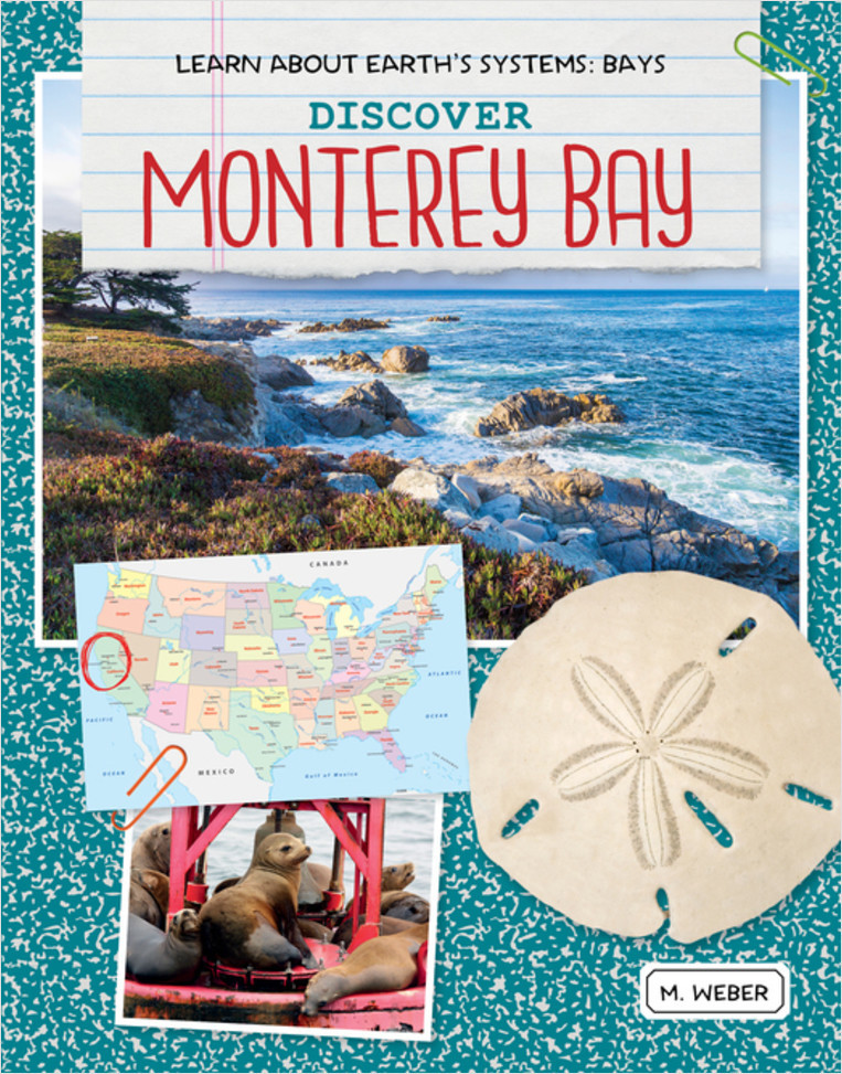 Cover: Discover Monterey Bay