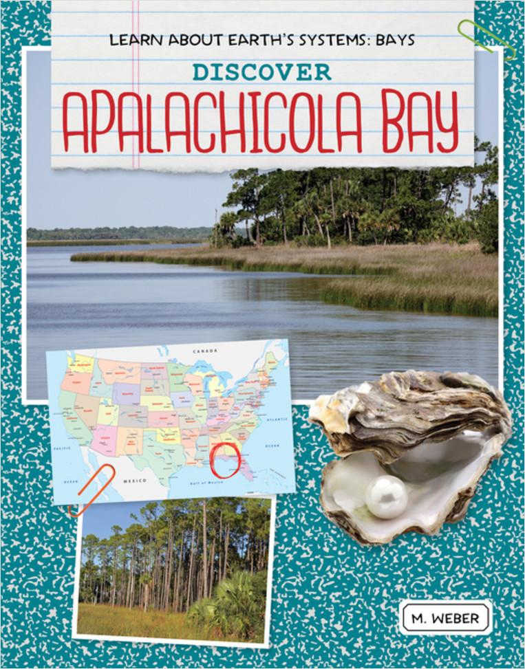 Cover: Discover Apalachicola Bay