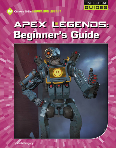 Cover: Apex Legends: Beginner's Guide