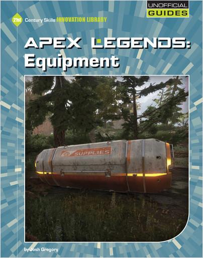 Cover: Apex Legends: Equipment