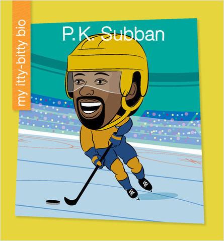 Cover: P. K. Subban