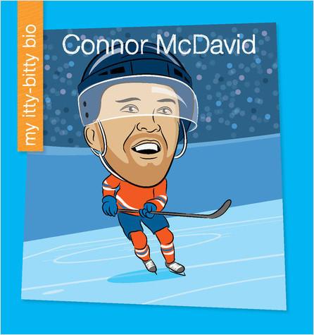 Cover: Connor McDavid