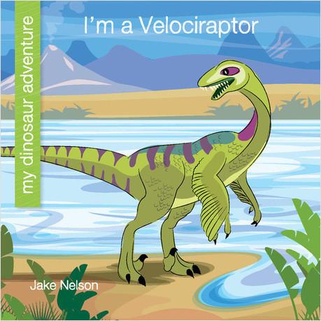 Cover: I'm a Velociraptor