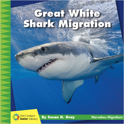 Cover: Great White Shark Migration
