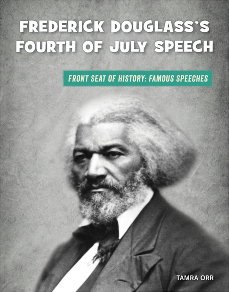 Cover: Frederick Douglass's Fourth of July Speech