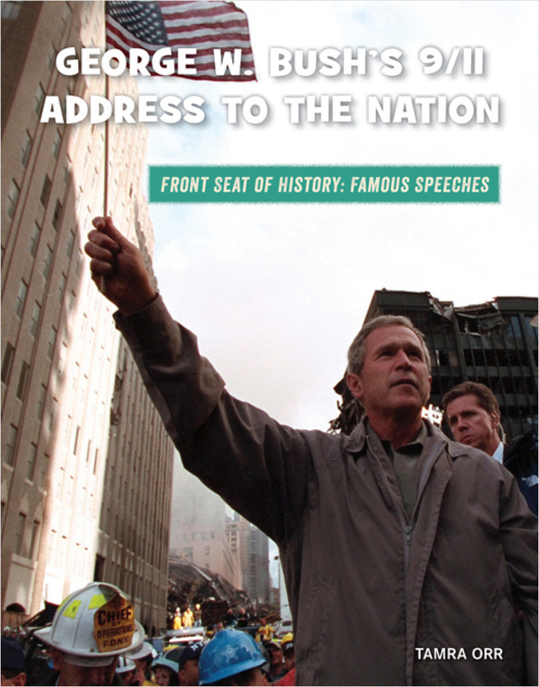 Cover: George W. Bush's 9/11 Address to the Nation