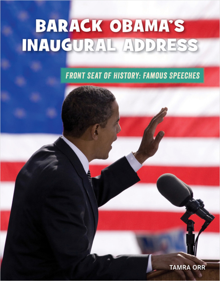Cover: Barack Obama's Inaugural Address