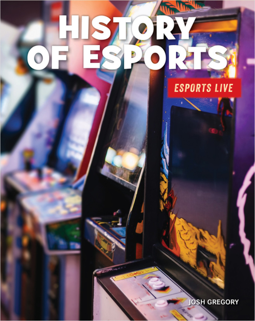 Cover: History of Esports