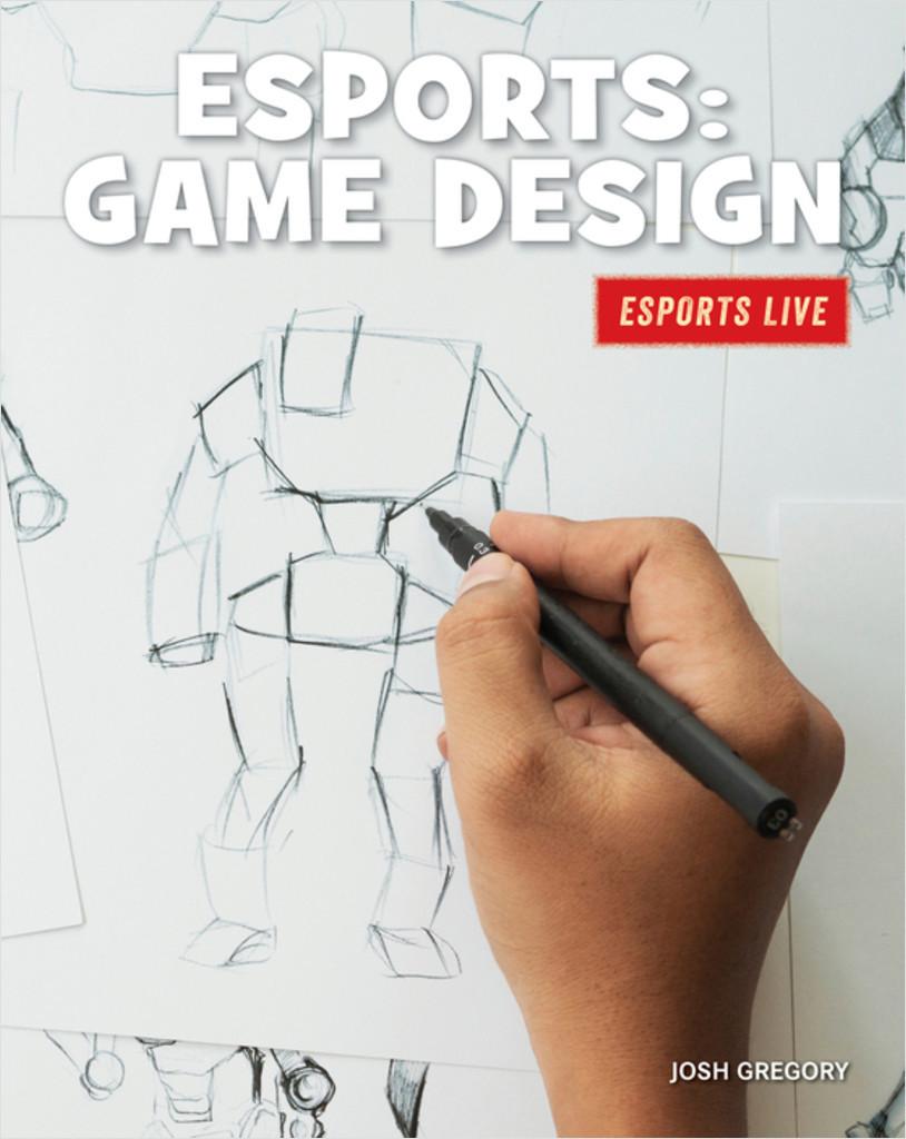 Cover: Esports: Game Design