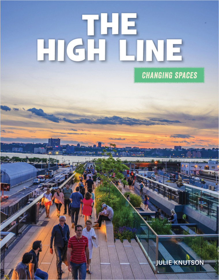 Cover: The High Line