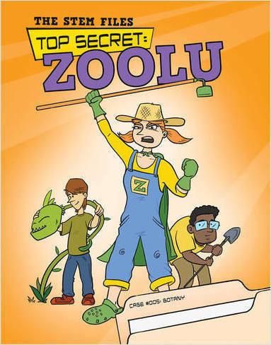 Cover: Top Secret: ZooLu