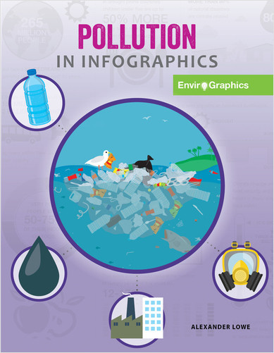 Cover: Pollution in Infographics