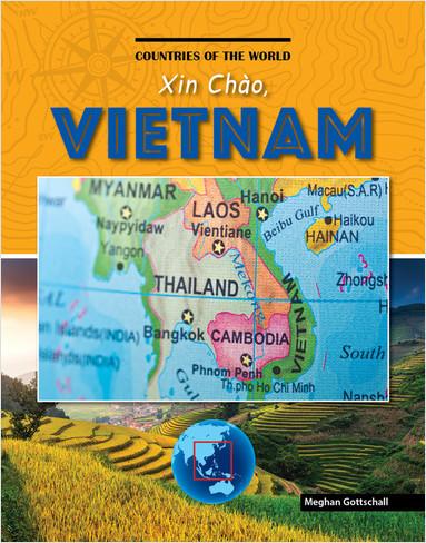 Cover: Xin Chào, Vietnam