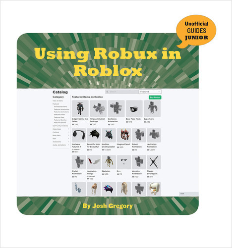 Cover: Using Robux in Roblox