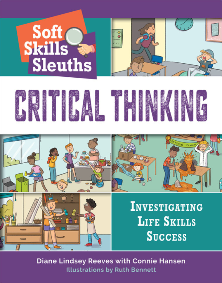 Cover: Critical Thinking