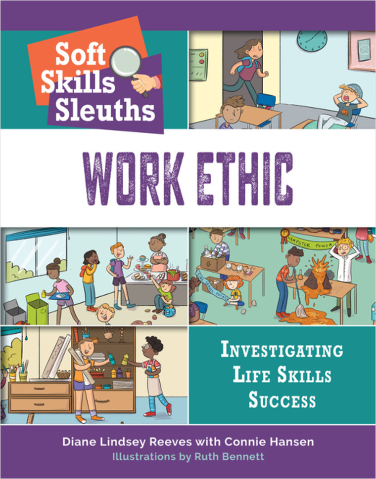 Cover: Work Ethic