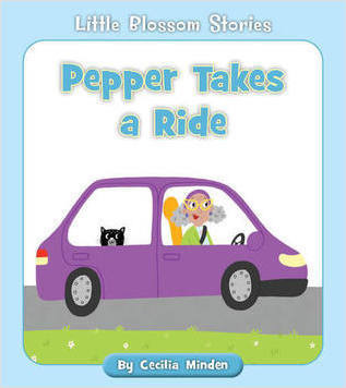 Cover: Pepper Takes a Ride