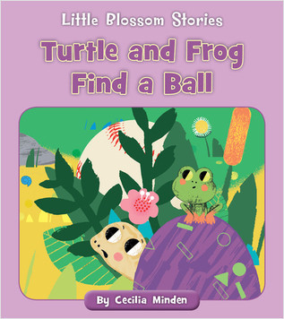 Cover: Turtle and Frog Find a Ball