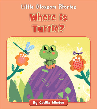 Cover: Where is Turtle?